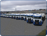 Frota G&M Transportes